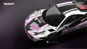 AceKite Racing - Ferrari 458 Italia GT3 2013