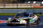 Gulf A.M. Racing - V8 Vantage GTE Livery Concept