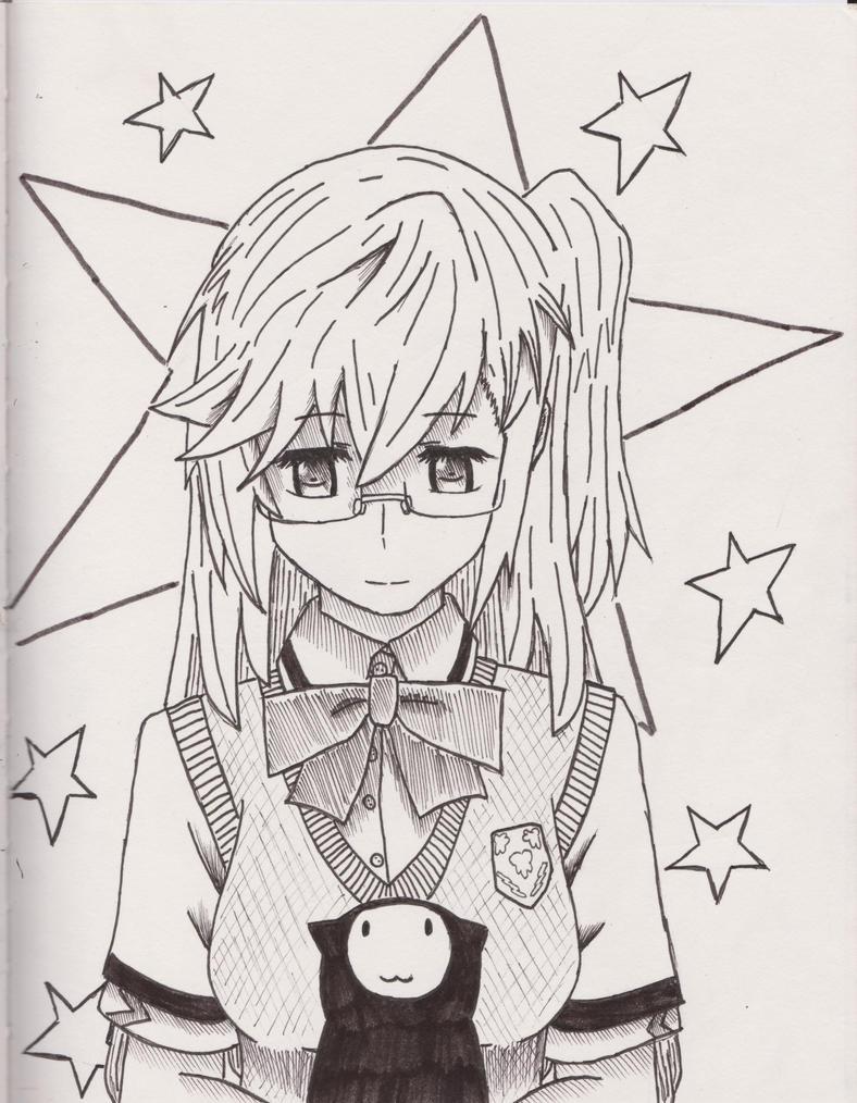 Takatsuki Ichika by alexanong