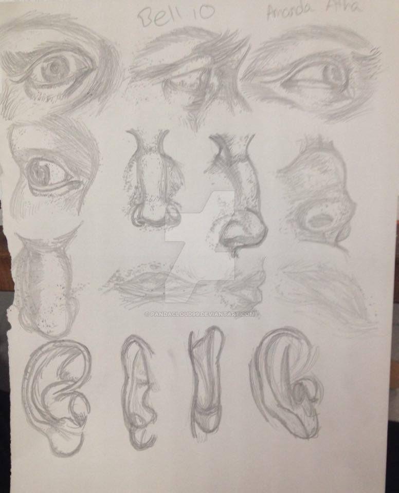 Drawing Practice by Pandacloud99