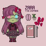 Commission-Zara by Kiritanic