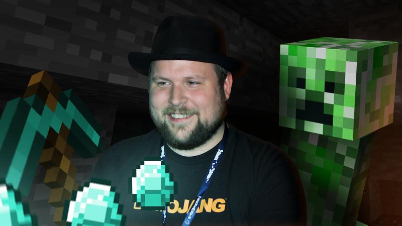 Tvůrce hry Minecraft - Markus Persson aka Notch