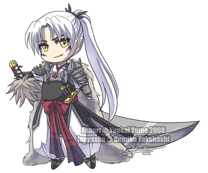 Chibi Inu No Taisho By YoukaiYume