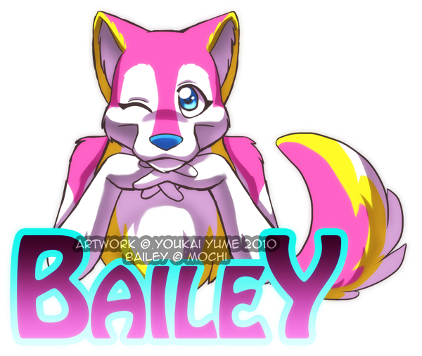 Bailey Badge by YoukaiYume