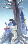 SessKag - Vigil by YoukaiYume