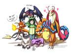 Yume's PoffinBerry Crew