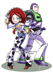 Cowgirls and Space Rangers