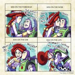 Buzz+Jessie: Kiss Meme