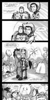 A Toy Story Wedding