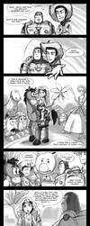 A Toy Story Wedding by YoukaiYume