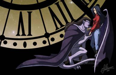 Goliath+Elisa: Devotion by YoukaiYume