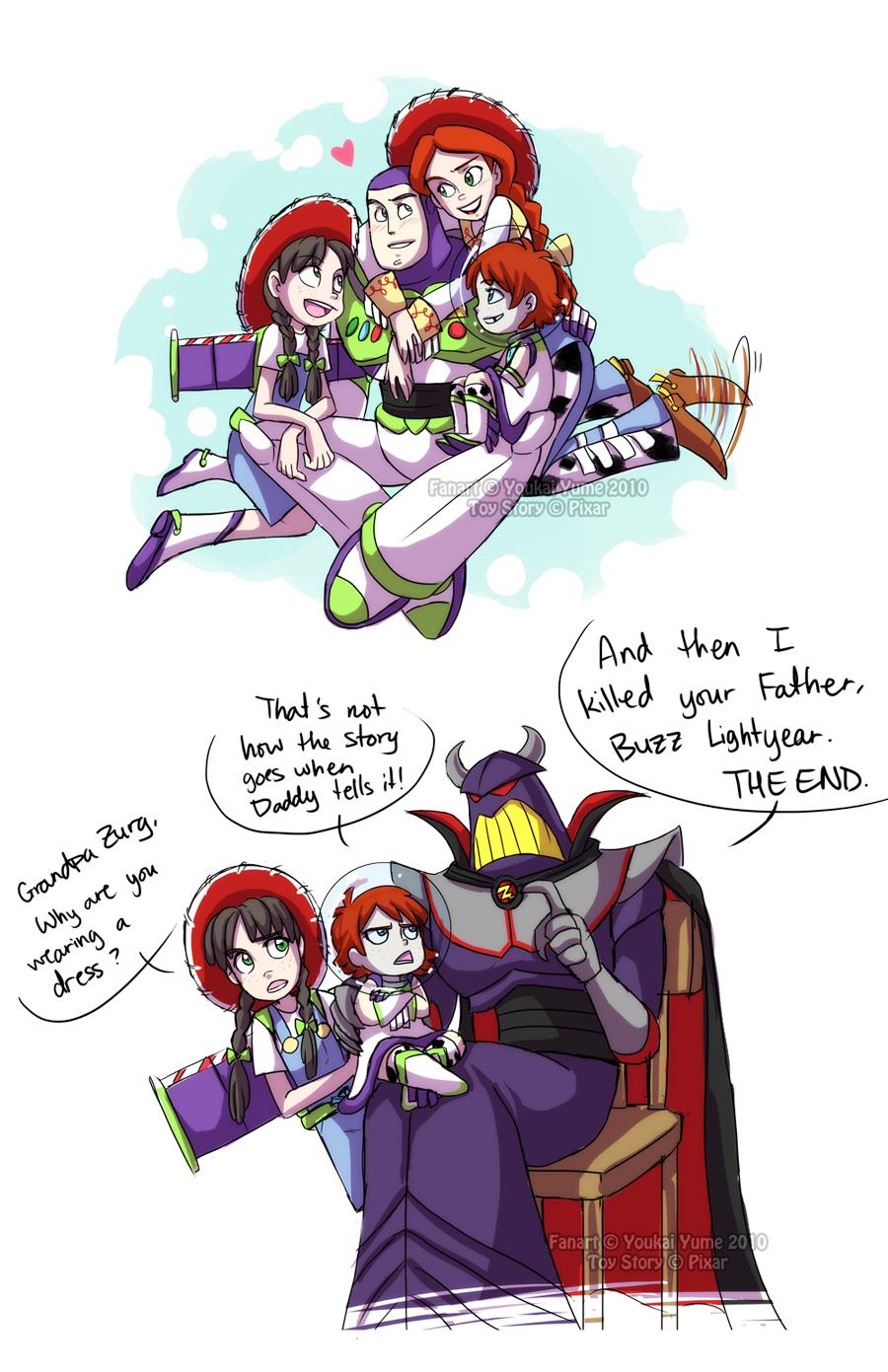 The Lightyears...and Grandpa