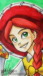 Toy Story: Jessie Darlin' by YoukaiYume