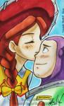 Buzz+Jessie: Affection