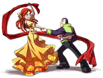 Buzz+Jessie: Dance with Me