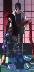 Hell Girl: Suit Up by YoukaiYume