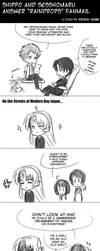 RD Fanmail: Sesshomaru's Hair by YoukaiYume