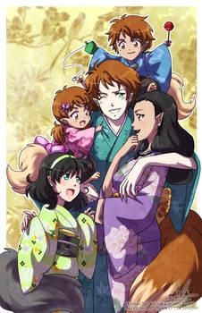ShippoSouten: Family of Foxes