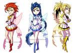 PKMN Senshi: Legendary Birds