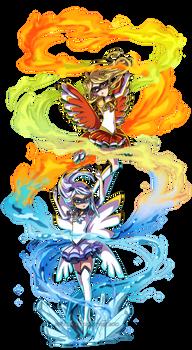 PKMN Senshi: Tower Duo