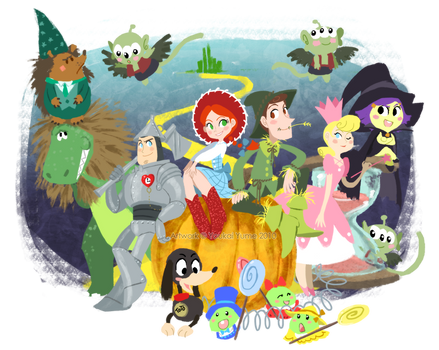 Toy Story of OZ