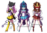 PKMN Senshi: Legendary Beasts