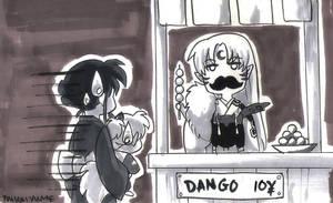 RD Crack: The Dango Salesman