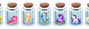 MLP: FiM - Pony in a Bottle