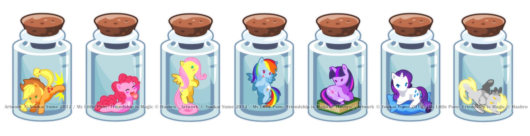 MLP: FiM - Pony in a Bottle