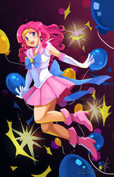 Sailor Pinkie Pie