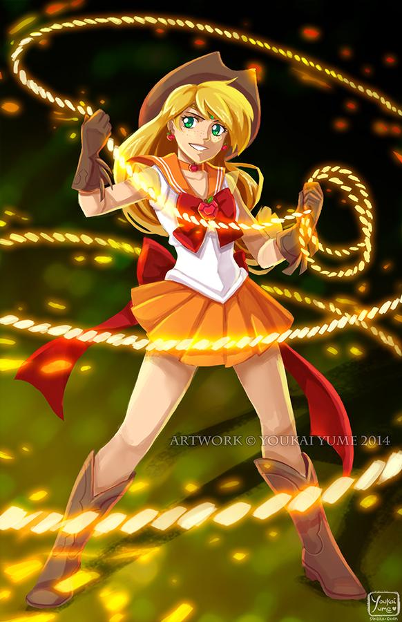 My Kind of Sailor Moon by RoseEyed on DeviantArt