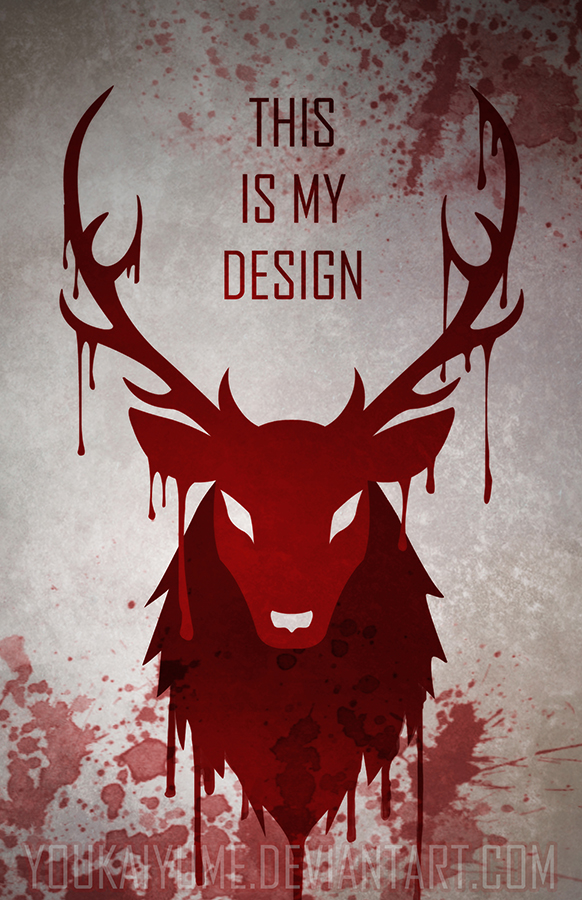 Ravenstag This Is My Design By Youkaiyume On Deviantart