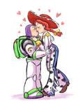 Buzz x Jessie - Still in Love