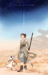 Rey - First Steps