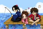 Chibi Champloo - Gone Fishing