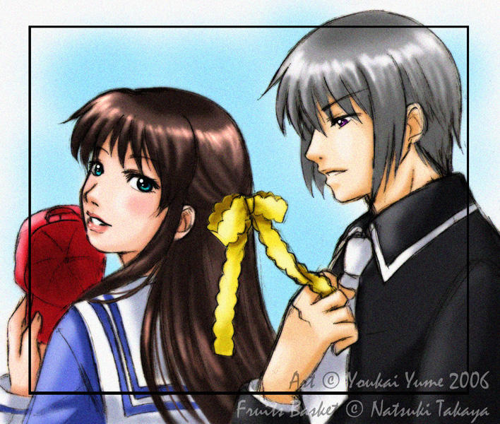 Fruits Basket Where To Watch: First Love By YoukaiYume On DeviantArt