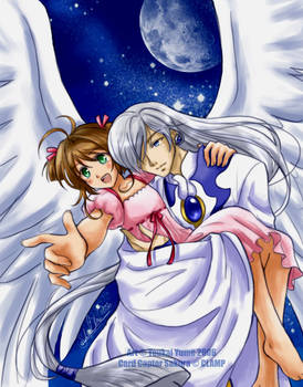 Sakura+Yue: Fly Me to the Moon
