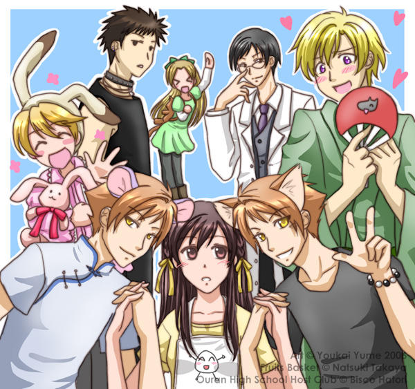 dating simulators ouran high school host club season 6 full