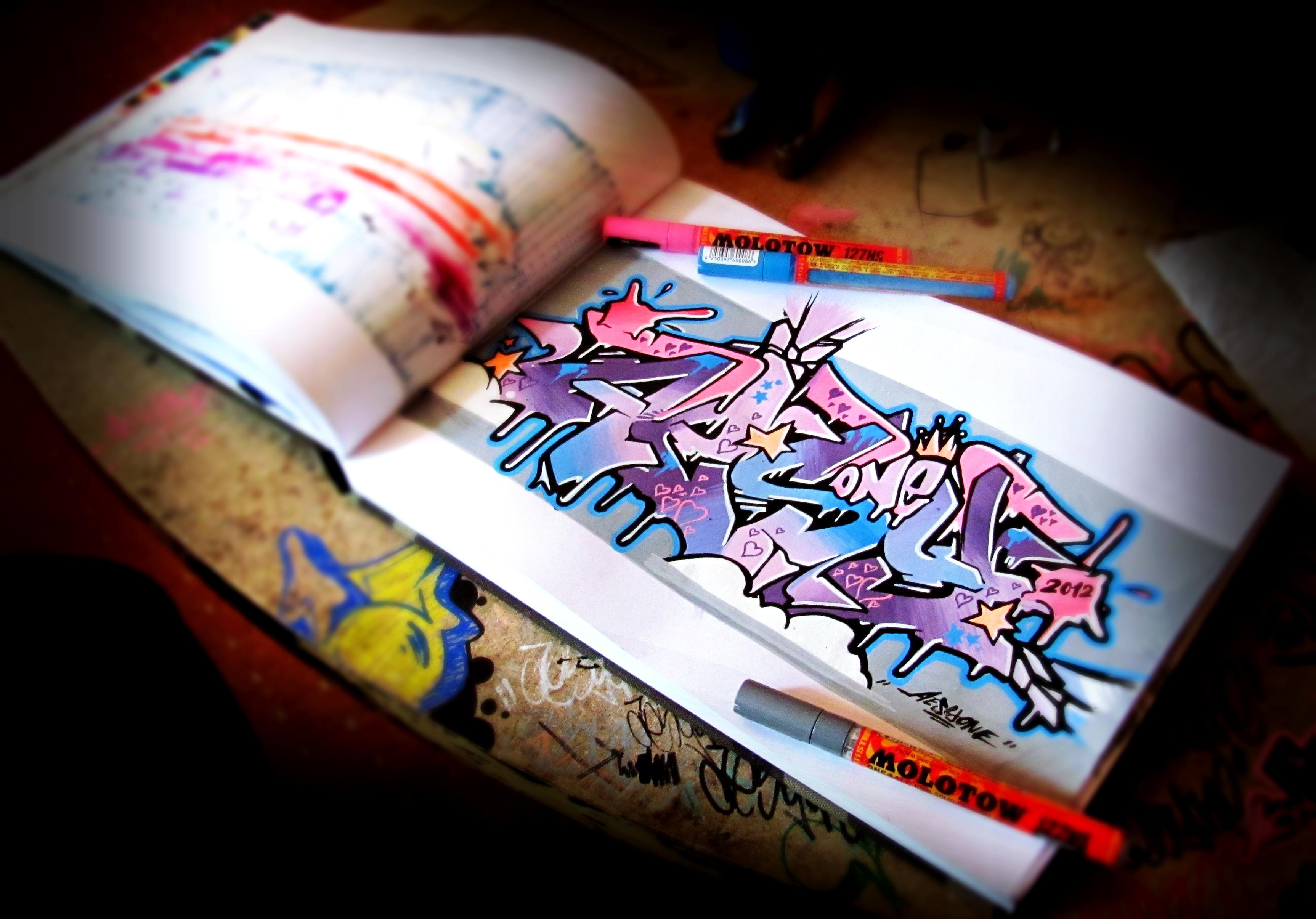 Black Book Graffiti 103