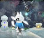 Ori Sans: a light in the snow
