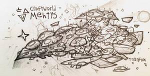 Craftworld Mehtys