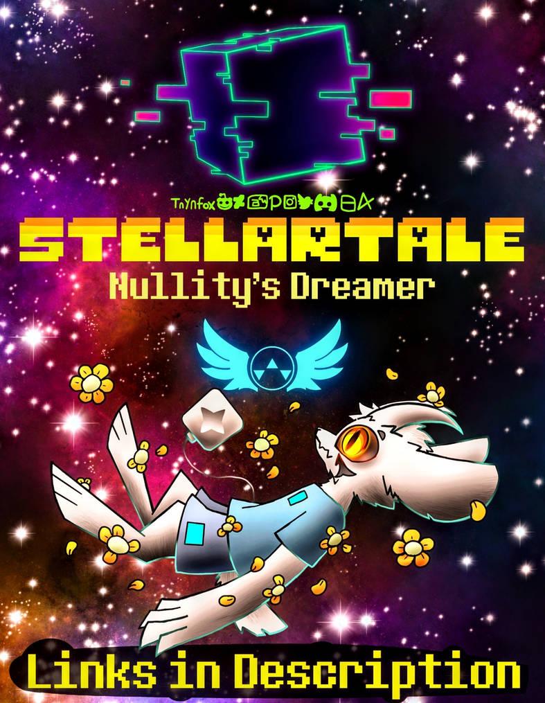 (novel) Stellartale: Nullity's Dreamer