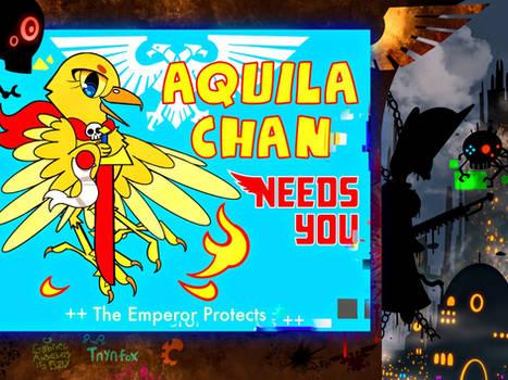 Aquila-Chan Needs You
