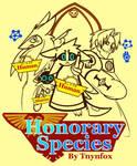 Honorary Species - Stellaris mod