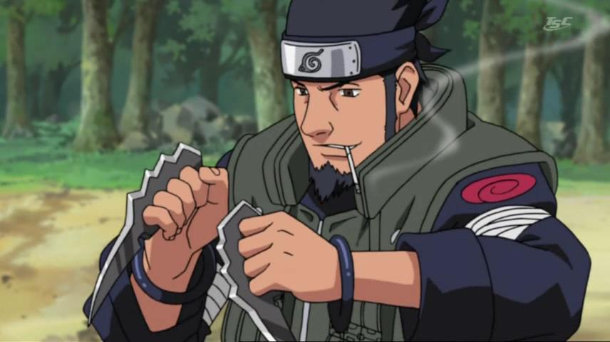 Was Naruto sad when Asuma died? - Quora