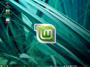 Linux Mint 13 Maya is beautifu in clear 1