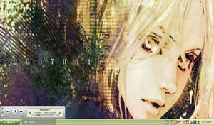 'Parasite' - Desktop