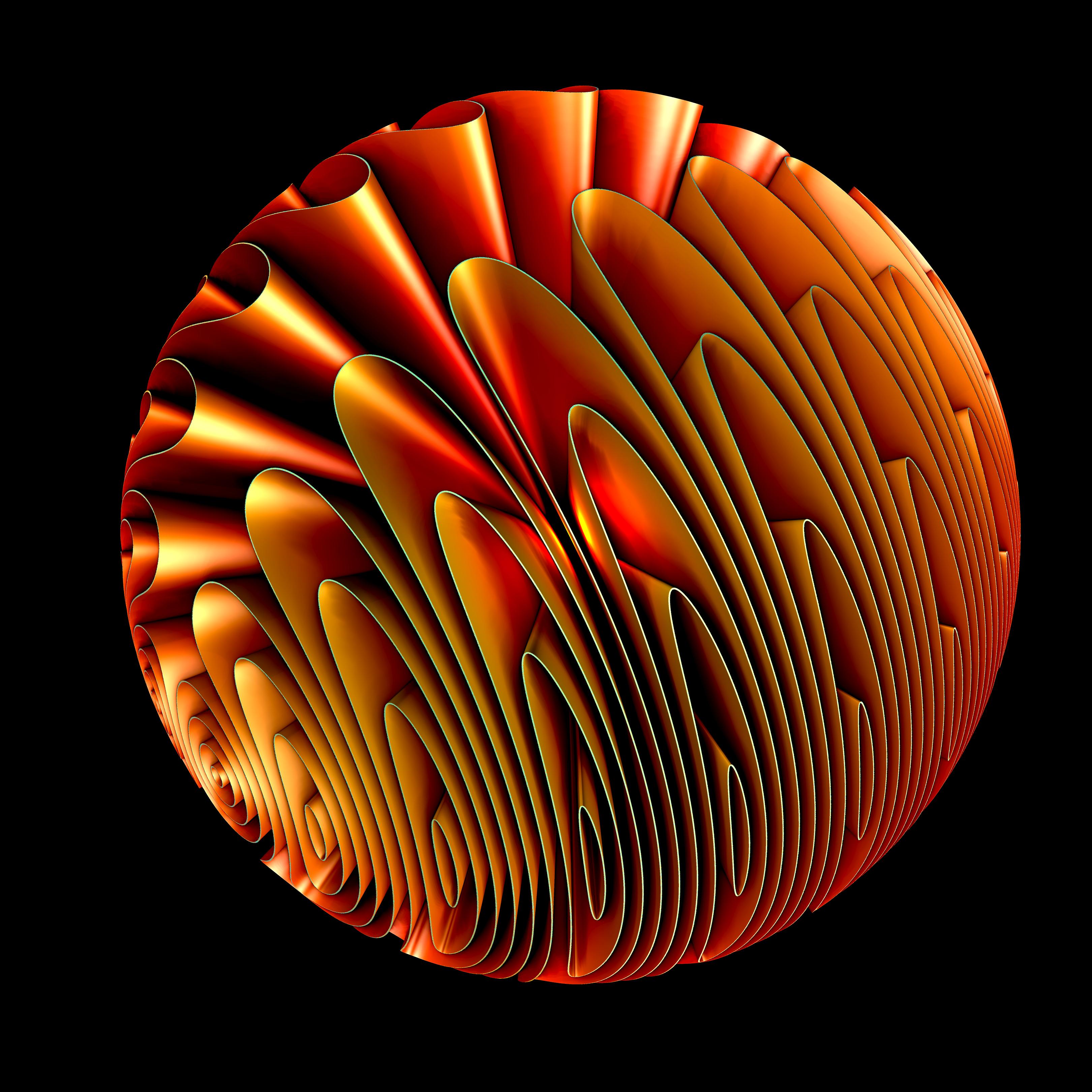 Aiamdagpa, ejemplo de Planeta Fractal