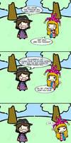 Walfas: Sumireko . . .