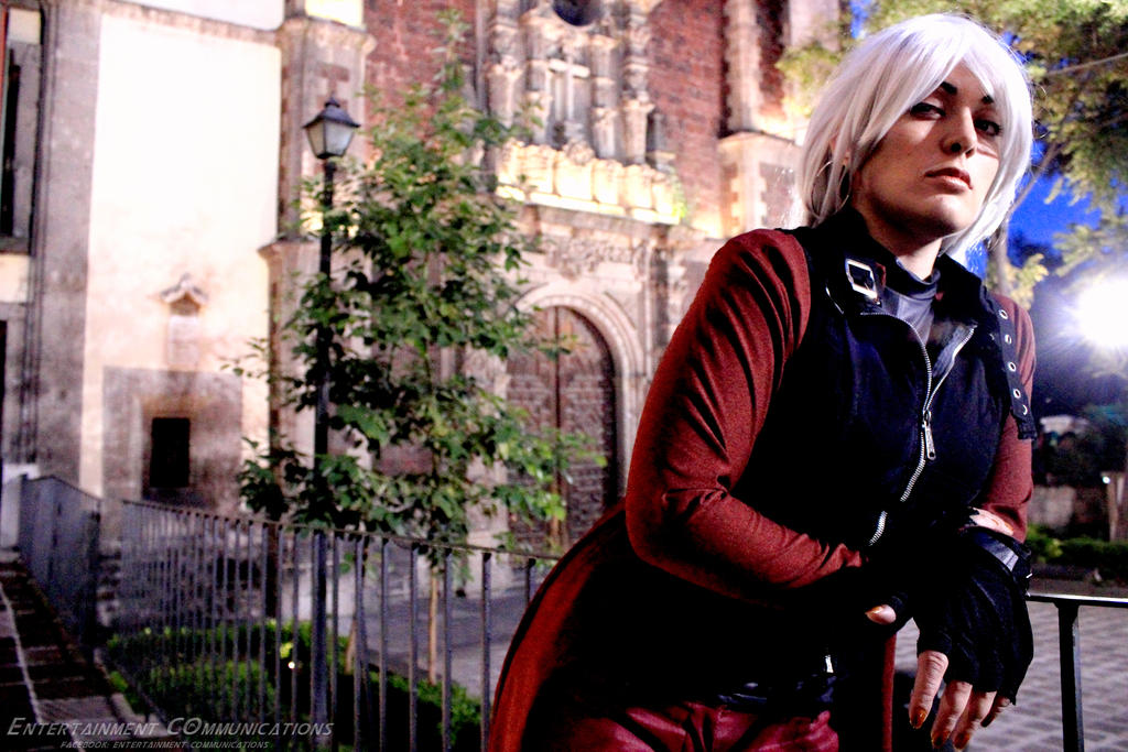 Dante Devil May Cry Cosplay by AlexiaDeath10